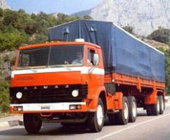 Автомобиль КАМАЗ 54112 Колесная формула 6x4 Техническая характеристика
