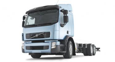 Автомобиль Volvo FE Колесная формула 6x4 Техническая характеристика