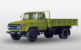 Автомобиль FAW CA3075K2 Колесная формула 4x2 Техническая характеристика