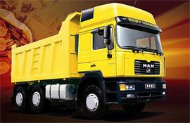 Автомобиль МАЗ-MAN 651268 Колесная формула 6x4 Техническая характеристика
