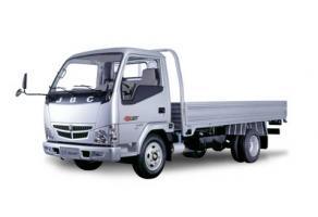 Автомобиль Jinbei SY1044DVS4 Колесная формула 4x2 Техническая характеристика