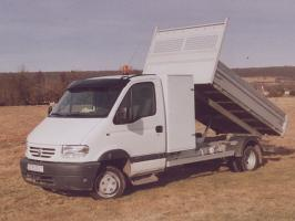 Автомобиль Renault Mascott 120.55 VAN Колесная формула 4х2 Техническая характеристика