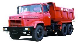 Автомобиль КрАЗ 65055-052 Колесная формула 6x4 Техническая характеристика