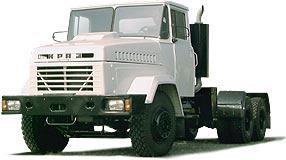 Автомобиль КрАЗ 65101 Колесная формула 6x4 Техническая характеристика