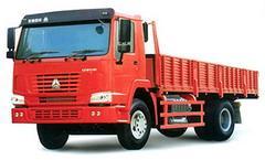 Автомобиль HOWO ZZ1167M4611 Колесная формула 4x2 Техническая характеристика