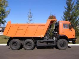 Автомобиль КАМАЗ 65115-026 Колесная формула 6x4 Техническая характеристика