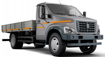 Автомобиль ГАЗ Газон-Next C41R31  Колесная формула 4x2 Техническая характеристика