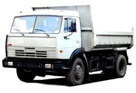 Автомобиль КАМАЗ 43255 Колесная формула 4x2 Техническая характеристика