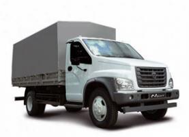 Автомобиль ГАЗ Газон-Next C41R11  Колесная формула 4x2 Техническая характеристика