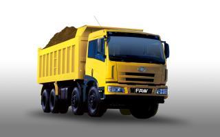 Автомобиль FAW CA3310P4K2T4 Колесная формула 8x4 Техническая характеристика