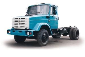 Автомобиль ЗиЛ 494560 Колесная формула 4x2 Техническая характеристика