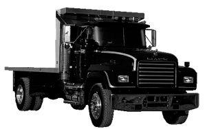 Автомобиль Mack  RD600P-E7-460/4x2 Колесная формула 4x2 Техническая характеристика