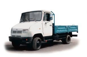 Автомобиль ЗиЛ 5301EE Колесная формула 4x2 Техническая характеристика