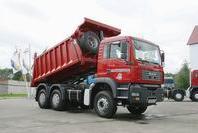 Автомобиль MAN TGA 40.390 6X4 BB-WW Колесная формула 6x4 Техническая характеристика