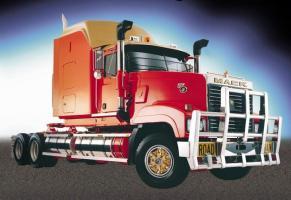 Автомобиль Mack  TITAN EXTRA Колесная формула  Техническая характеристика