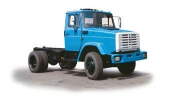 Автомобиль ЗиЛ 534342 Колесная формула 4x2 Техническая характеристика