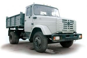 Автомобиль ЗиЛ ММЗ-45065 Колесная формула 4x2 Техническая характеристика