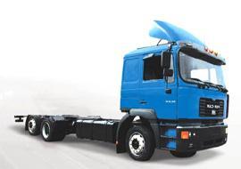 Автомобиль МАЗ-MAN 630268 Колесная формула 6x2 Техническая характеристика