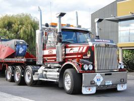 Автомобиль Western Star Trucks Western Star 4964FX 8*4 Колесная формула 8x4 Техническая характеристика
