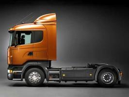 Автомобиль Scania R380 Колесная формула 4x2 Техническая характеристика
