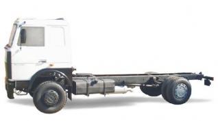 Автомобиль  533608-243 Колесная формула 4x2 Техническая характеристика