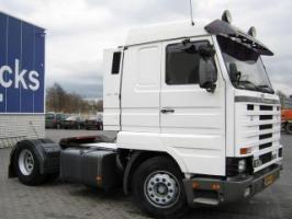 Автомобиль Scania R113M Колесная формула 4x2 Техническая характеристика