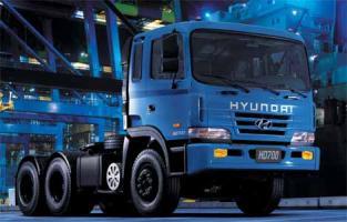 Автомобиль  HD-700 Колесная формула 6x4 Техническая характеристика