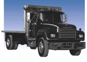 Автомобиль Mack  RD694P-EM5-290/4x2 Колесная формула 4x2 Техническая характеристика