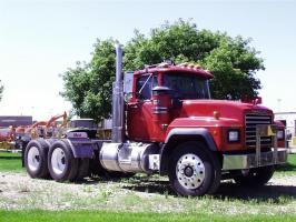 Автомобиль Mack  RD600S-E7-460/6x4 Колесная формула 6x4 Техническая характеристика