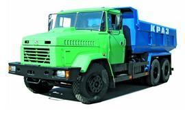 Автомобиль КрАЗ 65055-040 Колесная формула 6x4 Техническая характеристика