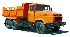 Автомобиль КрАЗ 65055-059 Колесная формула 6x4 Техническая характеристика