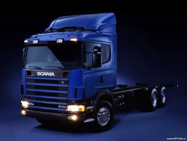Автомобиль Scania R380 Колесная формула 6x2 Техническая характеристика