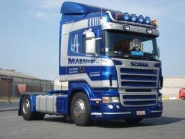 Автомобиль Scania R420 Колесная формула 4x2 Техническая характеристика