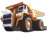 Автомобиль БелАЗ 75306, 75303 Колесная формула 4x2 Техническая характеристика