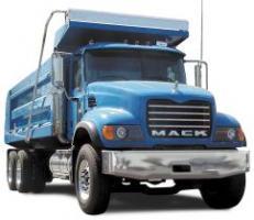 Автомобиль Mack  GRANITE (2003) Колесная формула  Техническая характеристика