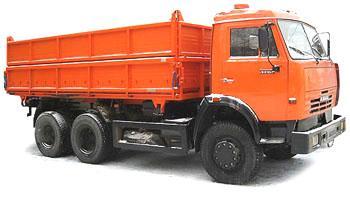 Автомобиль КАМАЗ 45143 Колесная формула 6x4 Техническая характеристика