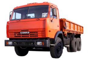 Автомобиль КАМАЗ 55102 Колесная формула 6x6 Техническая характеристика