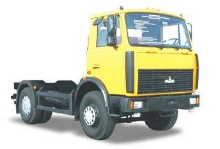 Автомобиль МАЗ 555102-241 Колесная формула 4x2 Техническая характеристика