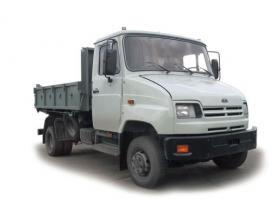 Автомобиль ЗиЛ ММЗ-2502 Колесная формула 4x2 Техническая характеристика