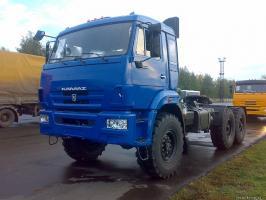 Автомобиль КАМАЗ 44108 Колесная формула 6-6 Техническая характеристика