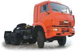 Автомобиль КАМАЗ 65225 Колесная формула 6x6 Техническая характеристика