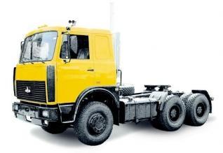 Автомобиль МАЗ 642205-232 Колесная формула 6x4 Техническая характеристика