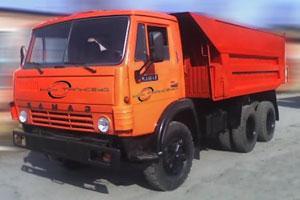 Автомобиль КАМАЗ 5511 Колесная формула 6x4 Техническая характеристика