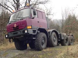 Автомобиль ТАТРА T 815-290N9T 42 300 8x8.1R /263 Колесная формула 8x8 Техническая характеристика