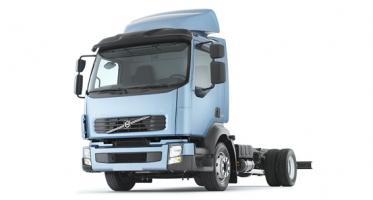 Автомобиль Volvo FL Колесная формула 4x2 Техническая характеристика