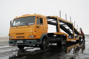 Автомобиль КАМАЗ 941300 Колесная формула 4x2 Техническая характеристика