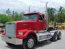 Автомобиль Western Star Trucks Western Star 4844S 6*4 Колесная формула 6x4 Техническая характеристика