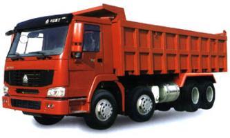 Автомобиль  ZZ3317S3261W Колесная формула 8x4 Техническая характеристика