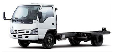 Автомобиль ISUZU NQR71 Колесная формула 4x2 Техническая характеристика