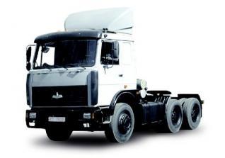 Автомобиль  642205-230 Колесная формула 6x4 Техническая характеристика